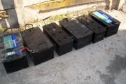 Hoț de acumulatori auto din Cluj-Napoca, prins după câteva furturi