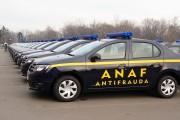 Sute de amenzi, confiscări de numerar și societăți comerciale închise de ANAF într-o singură săptămână