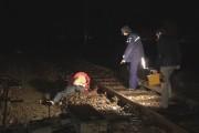 Bărbat lovit de tren la JUCU