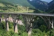 Atenţionare de călătorie în Muntenegru. Condiţiile meteorologice sunt nefavorabile