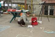 FOTO - Ziua Păsărilor la Cluj: activităţi ornitologice pentru copii şi tur de observare a păsărilor
