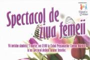 La sfârșitul săptămânii, spectacole gratuite de 8 Martie pentru bătrânicile din Cluj-Napoca