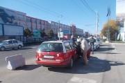 Taximetriștii din Aeroportul Cluj au fost verificați de polițiștii locali