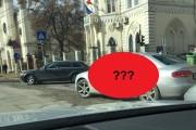 FOTO - Înainte să deschizi articolul,  ce crezi că are acest Audi?