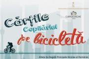 """ASR Principele Nicolae al României și  turul ciclist """"Cărţile Copilăriei pe bicicletă"""" ajung în Cluj-Napoca"""