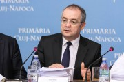Vechiul primar Emil Boc, noul primar Emil Boc. Ce a spus edilul la a patra validare și cine sunt viceprimari la Cluj-Napoca