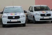 EXCLUSIV - Polițiștii din Cluj au primit mașini noi fără girofar și sirene. Semnalele acustice și luminoase le cumpără pe banii lor din Piața Mărăști