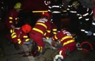 Șofer rupt de beat la volan, accident cu două persoane grav rănite pe Bulevardul Muncii