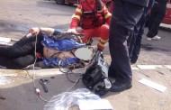 Accident grav la Câmpia Turzii. O șoferiță a dat cu mașina peste un pieton