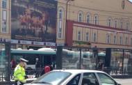 FOTO - Străzile Clujului, împânzite de polițiștii de la rutieră. Sancțiunile au curs cu sutele!