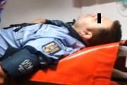EXCLUSIV - Polițiști agresați de mama unui hoț de lemne. Agenții au confiscat căruțele, infractorii le-au furat de la O.S. Beliș. Prejudiciul este uriaș