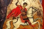 Astăzi, peste un milion de români își sărbătoresc onomastica de Sfânul Gheorghe. La mulți ani tuturor cu nume de Gheorghe și derivate ale acestuia!