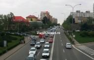 VIDEO - Clujenii au început deja petrecerea de 1 Mai, în trafic și plini de nervi. Avem imagini de la ieșirea din Cluj-Napoca spre Oradea