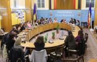 FOTO - Profesori din străinătate, în vizită la Primăria Cluj-Napoca
