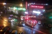 UPDATE - GALERIE FOTO - Accident în față la Toskana în Mănăștur! Un șofer era rupt de beat și a fost