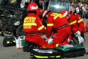 Accident teribil  în Cluj. Doi morți și 5 răniți