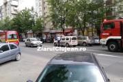 Accident pe Calea Florești, trei persoane rănite