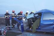 Cinci persoane au ajuns la spital și trei mașini au fost distruse în urma unui accident petrecut în Florești, provocat de un șofer din Alba