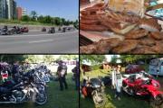 GALERIE FOTO - Bike Fest 2015 Cluj. Iată fotografiile din campingul motocicliștilor!