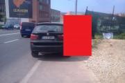 FOTO - Cum se parchează pe Calea Turzii: