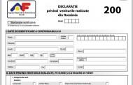 Finanțe Cluj: Termen limită pentru depunerea Declarației 200