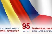 Marcarea, la Praga, a 95 de ani de la stabilirea relaţiilor diplomatice româno-cehe