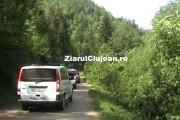 Turiști rătăciți la Măguri Răcătău. Au sunat la 112