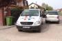 Razie a polițiștilor în Dej. Ce au găsit oamenii legii
