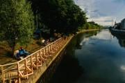 """Începe consolidarea pasarelei pietonale din apropierea Parcului """"Iuliu Hațieganu"""""""