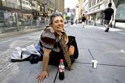 Studiu social: Ai cui sunt cerșetorii români din nordul Europei