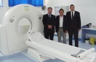 FOTO - Ce penibilitate! La Cluj totul se inaugurează cu mare fast de politicieni. Chiar și un computer tomograf pe care trebuia să-l avem deja