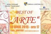 """Best of """"Arte"""" la Şcoala Populară de Arte """"Tudor Jarda"""". Vezi programul!"""