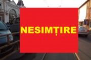 FOTO - Tramvaie blocate peste o oră în Piața Gării din Cluj-Napoca. Un nesimțit a parcat ca pe moșia lui