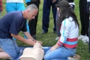 GRATUIT! O zi întreagă de cursuri de prim ajutor și resuscitare în Parcul Central din Cluj-Napoca