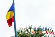 Ziua Drapelului Naţional sărbătorită la Cluj-Napoca