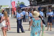 Peste 200 de polițiști din țară sunt detașați în această vară în stațiunile de la Marea Neagră