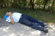FOTO - Ambulanța Cluj RECUNOAȘTE că nu are mașină să trimită la un bărbat care zace de o oră cu piciorul rupt. Ce se întâmplă cu victima
