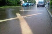 AVERTIZARE cod galben de ploi, județul Cluj este vizat. UPDATE - COD PORTOCALIU