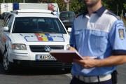 Clujean aflat la un pas de comă alcoolică, accident în centrul Turzii. Cât a băut bărbatul