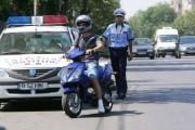 Minor rănit în timp ce conducea un moped