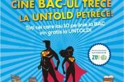Ai 10 la BAC, ai GRATIS la Untold Festival. Cei care nu iau 10 primesc reduceri. Valabil pentru toată România!