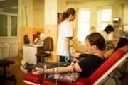 Cea mai mare campanie de donare de sânge din România, în perioada 9-13 mai