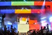 FOTO/VIDEO - ATB și Dimitri Vegas & Like Mike au electrizat cei 40.000 de fani de pe Cluj Arena