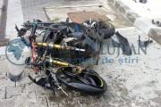 FOTO/VIDEO - Detalii revoltătoare despre accidentul moto de la  Piața Abator