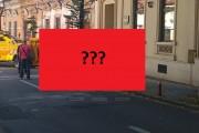 FOTO - AȘA accident nu a văzut Clujul până acum! Cum a reușit un șofer să-și pună autoturismul