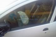 Accident provocat de un bătrân din Cluj-Napoca