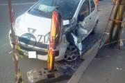 Accident grav în zona Gării Cluj-Napoca