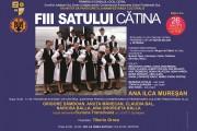 Evenimente în weekend: Serbări populare la Cătina, Frata şi Feleacu