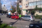 Câtă nesimțire! Ce au făcut farmacistele din Mănăștur în timp ce un biker agoniza pe caldarâm
