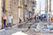 FOTO - Ce spune Emil Boc despre plantarea copacilor defrișați și când este gata strada Horea